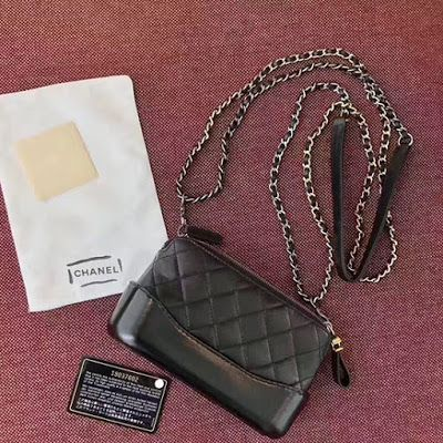 f0cb14ab923293 Chanel Gabrielle Clutch With Chain Bag A94505 | Chanel Bags and ...