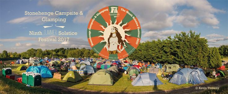Stonehenge Summer Solstice Festival 2017 is a 4 day camping festival at Stonehenge Campsite
