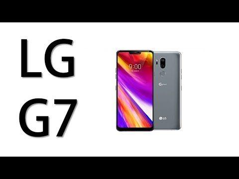 Lg G7 Thinq For Verizon 64gb 6 1 Qhd Display Platinum Gray Us Warranty Certified Refurbished By Lg Be 64gb Platinum Grey Tech Marketing