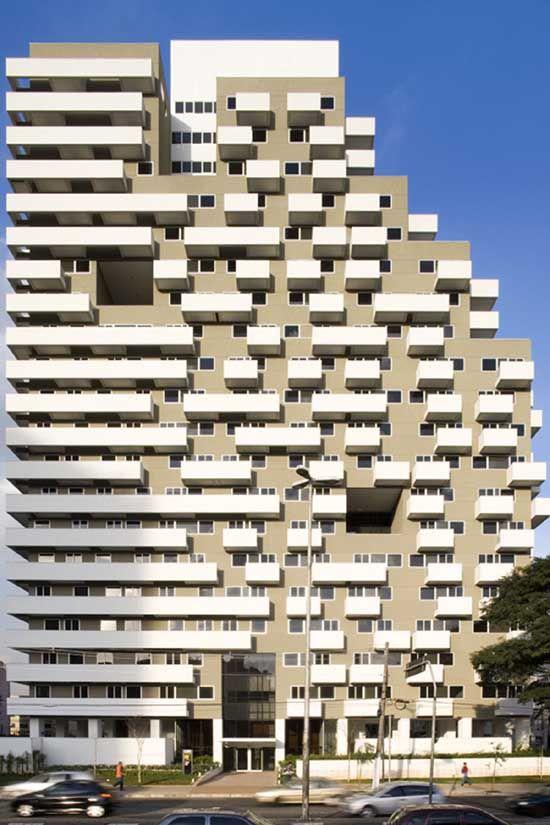 Architecture, Sao Paolo