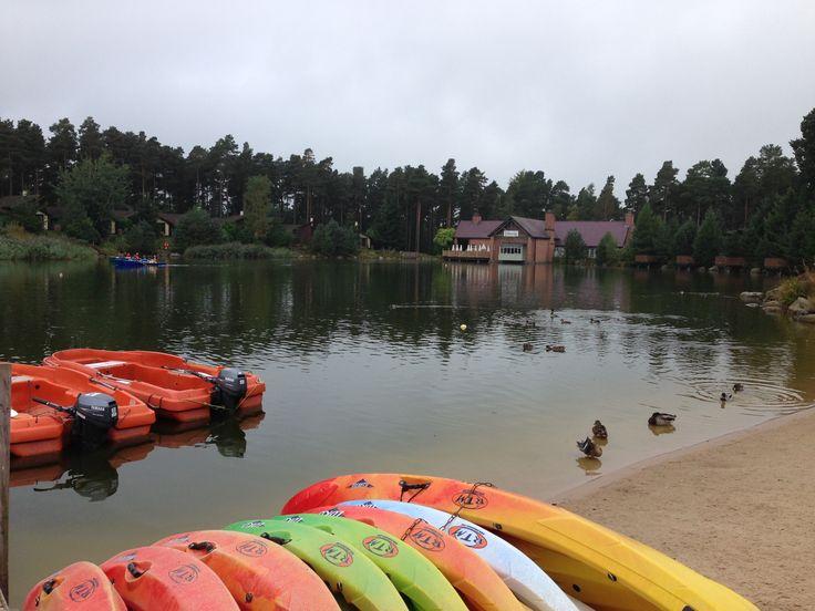 Center Parcs Whinfell - September 2013