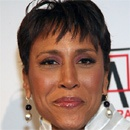 ROBIN RENE ROBERTS  Widely popular host of ABC's Good Morning America, and ESPN Sportscaster for over five years.