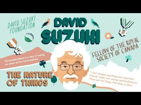 (45) David Suzuki wants Canada to embrace renewable energy before it's too late | Canada is ... - YouTube