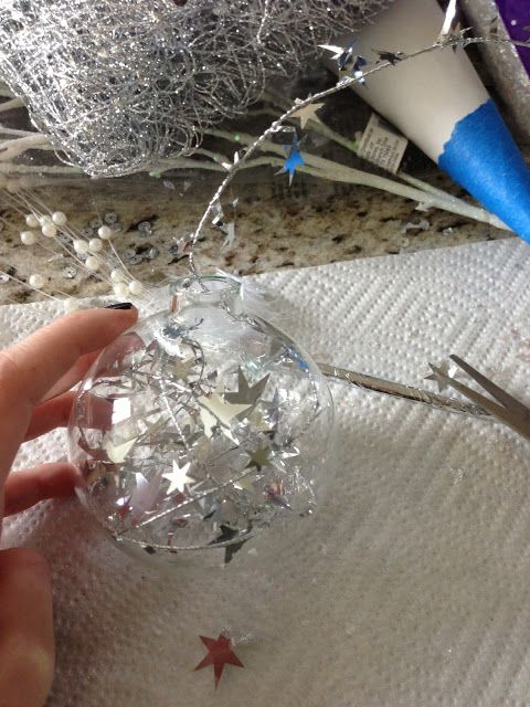 Veronika's Blushing: How to Make Your Own Christmas Ornaments (They Make Great Gifts Too!)