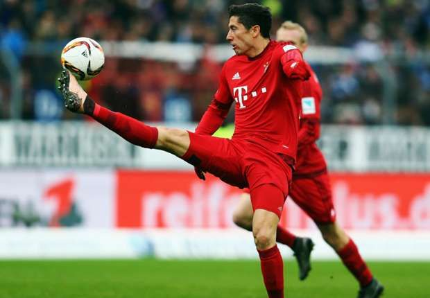 Lewandowski: Bayern looking to improve in training