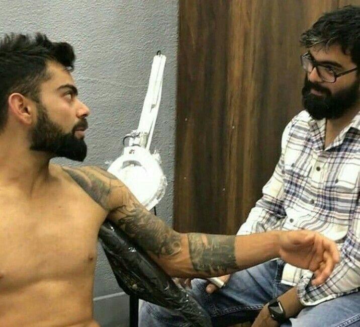 Pin By Nirzara On Virat Kohli Virat Kohli Tattoo Tattoo