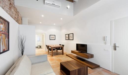 Apartments in #Barcelona Dailyflats Gràcia#design#interior#home  http://www.dailyflats.com/en/df_gracia/