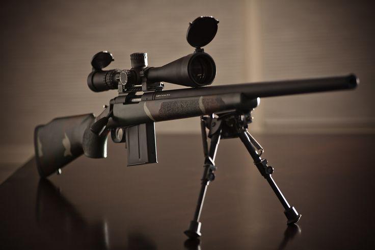 Long range property defense.