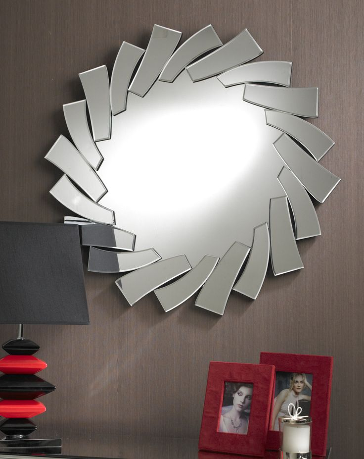 23 best rectangle and square mirrors images on pinterest for Long glass mirror