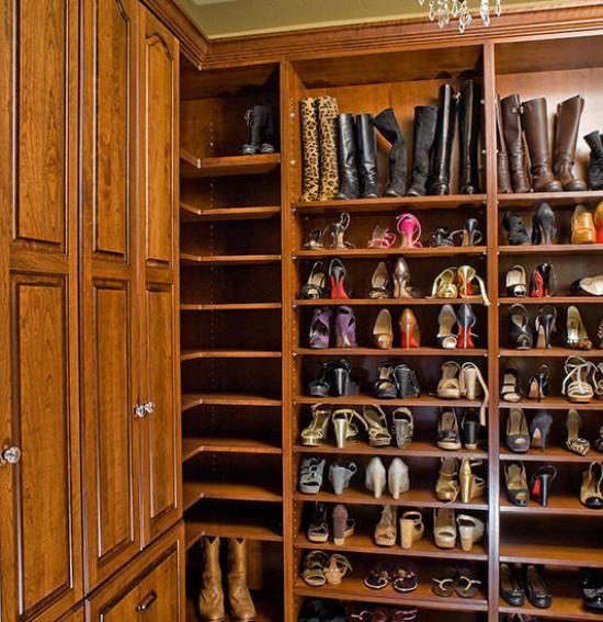 полки для обуви с наклоном габариты - Поиск в Google ...
