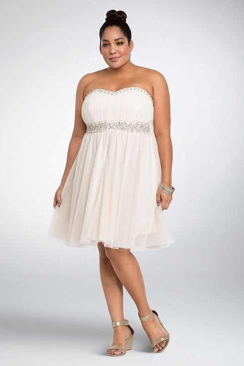 1000 images about wedding dresses on pinterest dress for Alternative plus size wedding dresses