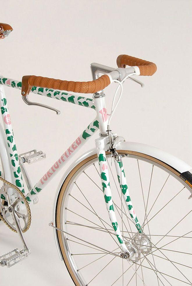 Eley Kishimito x Tokyo Fixed Bike