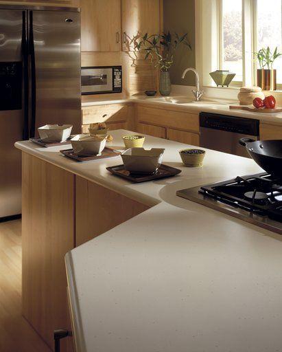Corian Rice Paper Countertop Corian Kitchens