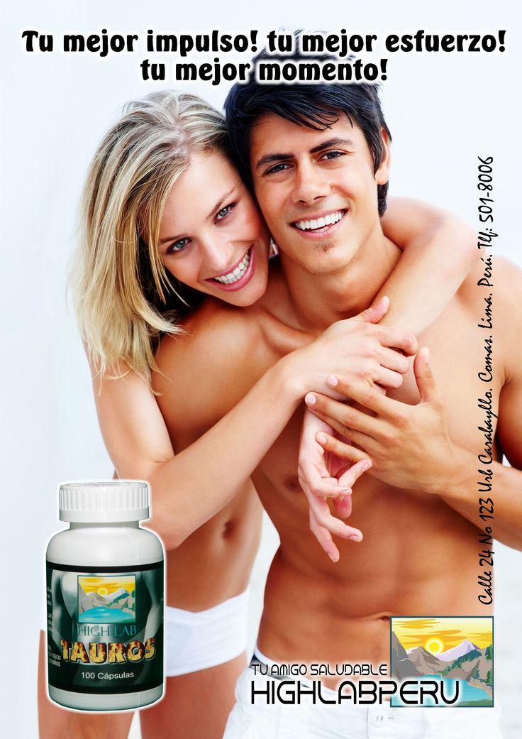 CAPSULAS TAUROS DE HIGHLABPERU (100Caps) S/.30 Mejora el impulso sexual naturalmente en el hombre. Permite una recuperacion progresiva de la libido sin efectos secundarios. Mejora el performance fisico y mental contribuyendo a mejorar el funcionamiento de las glandulas masculinas y el nivel de la hormona testosterona. Mejora la circulación a nivel corporal y adecua este al impulso masculino.