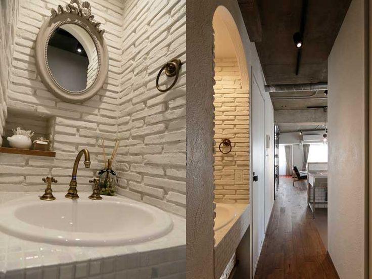 No.0400 「中古購入+リフォーム」で、こだわりの場所に、好みの間取り&デザインの家を実現 (マンション)   リフォーム・マンションリフォームならLOHAS studio(ロハススタジオ) presented by OKUTA(オクタ)