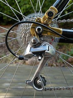 How to Adjust a Rear Bicycle Derailleur in 7 Steps