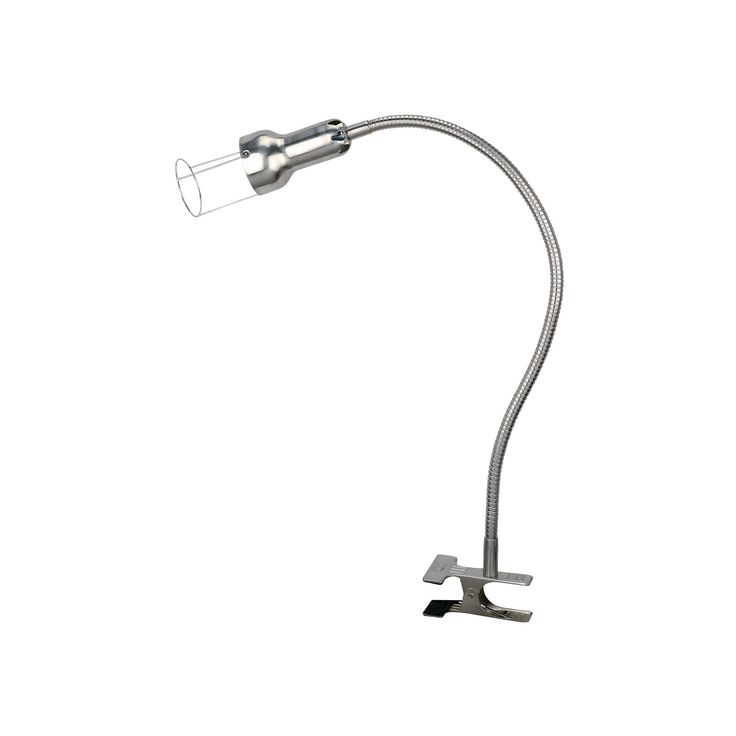 Eye Clip-On Halogen Lamp, Multicolor