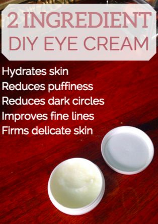 Coffee & Pine: Why You Need This DIY Eye Cream