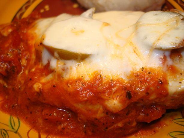 East Side Mario's Hell's Kitchen Chicken (Pollo Italian) Recipe