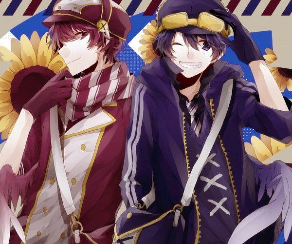 Suzumu and Soraru :)