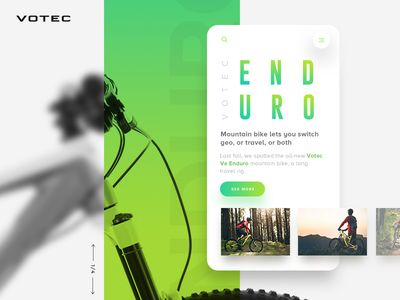 Votec Enduro App