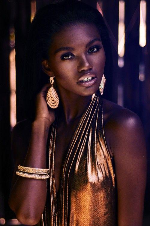 african models | milan dixon | Tumblr