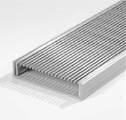 Now available to order from Elite Hardware -linear shower drain