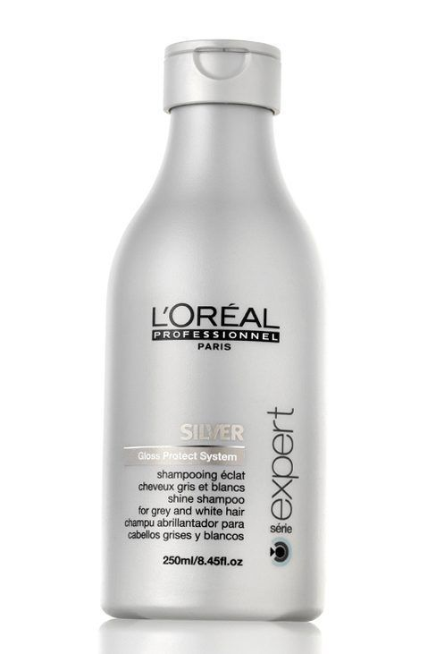 Best Purple Shampoo For Blonde Hair L Oreal Professionnel Silver Shampoo Beautytipsforhair Purple Shampoo Best Purple Shampoo Silver Shampoo