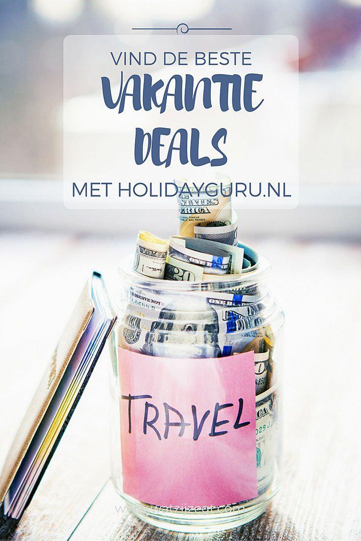 Reistip: vind de beste vakantiedeals met Holidayguru.nl*