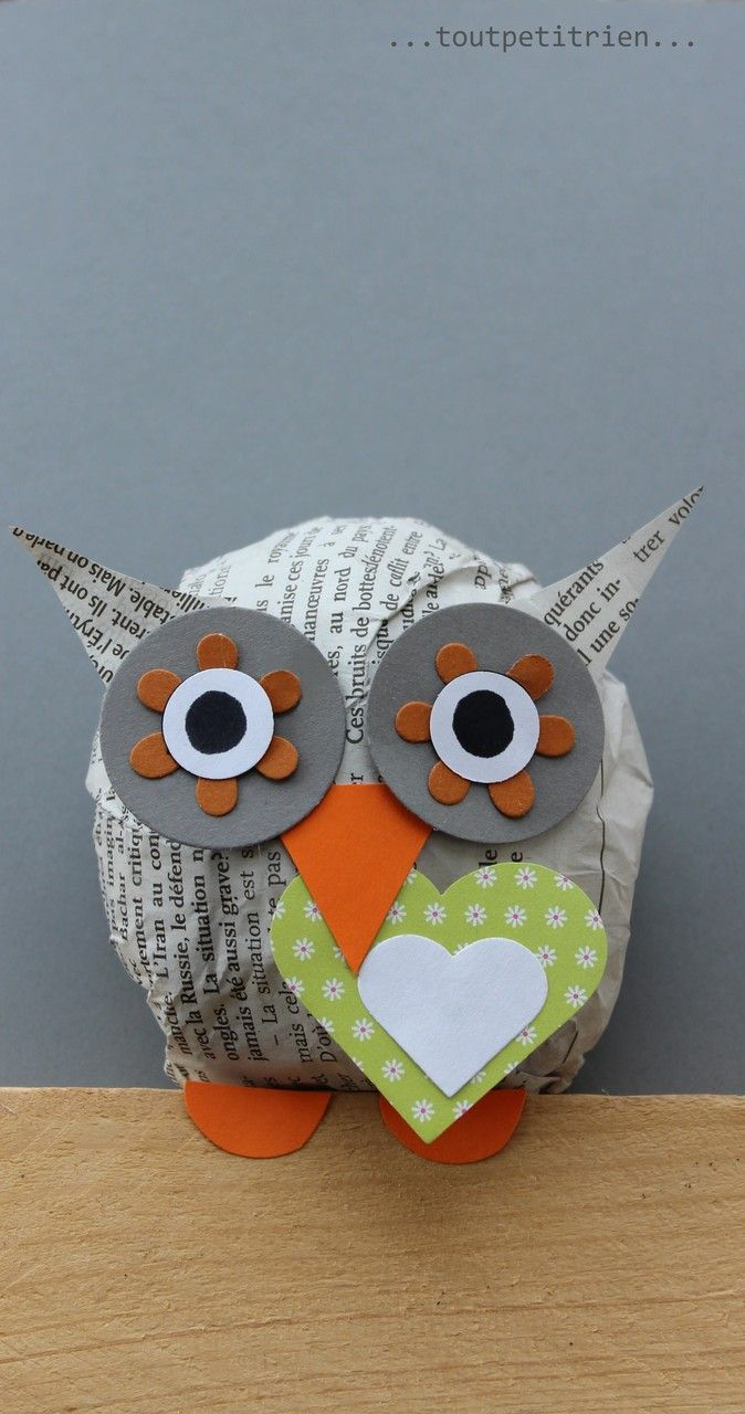 124 best images about mes creas pour les kids on pinterest - Bricolage en papier journal ...