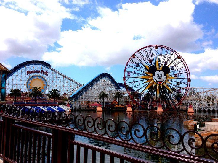 I love Disneyland