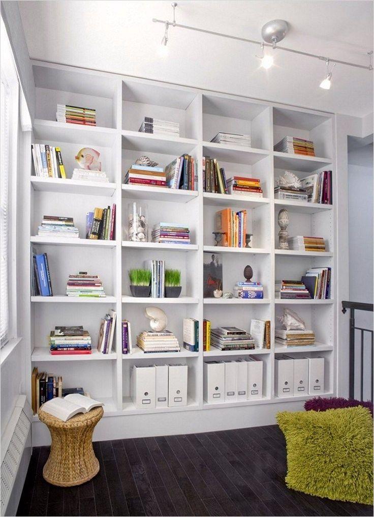 29+ Creative book storage ideas info