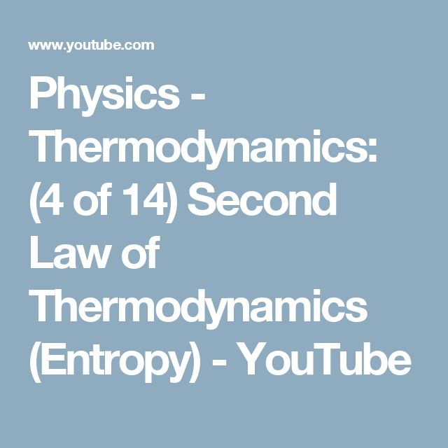 laws of motion and thermodynamics Period 6b activity solutions: the laws of thermodynamics 63 equilibrium and the second law of thermodynamics  perpetual motion would violate the second law of.