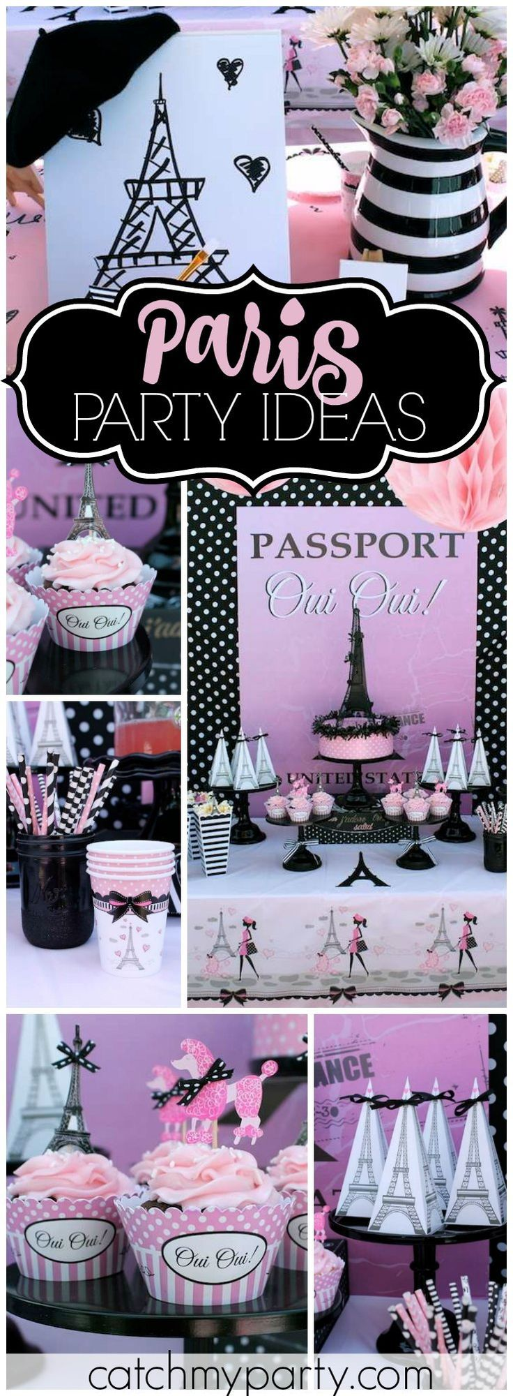best 25+ paris theme ideas on pinterest | paris party, parisian