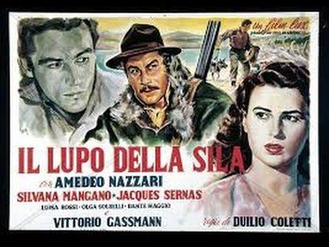Il lupo della Sila (1949)
