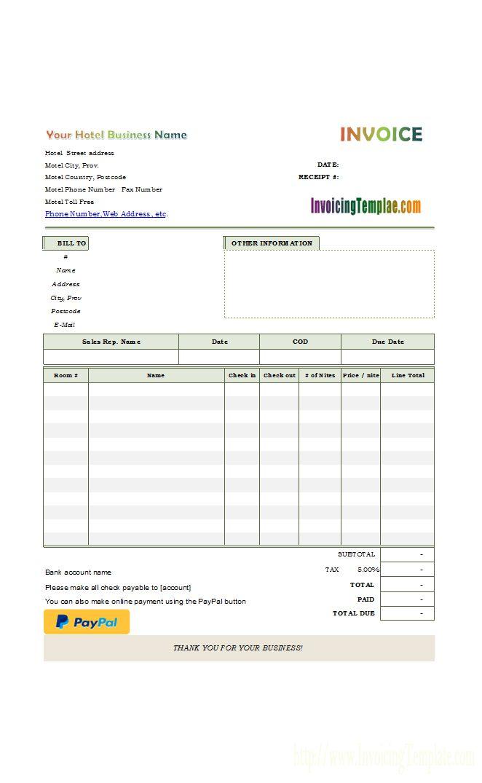 online receipts free