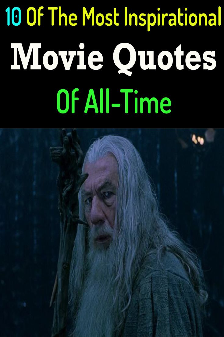 Royalty Free Deep Movie Quotes About Life