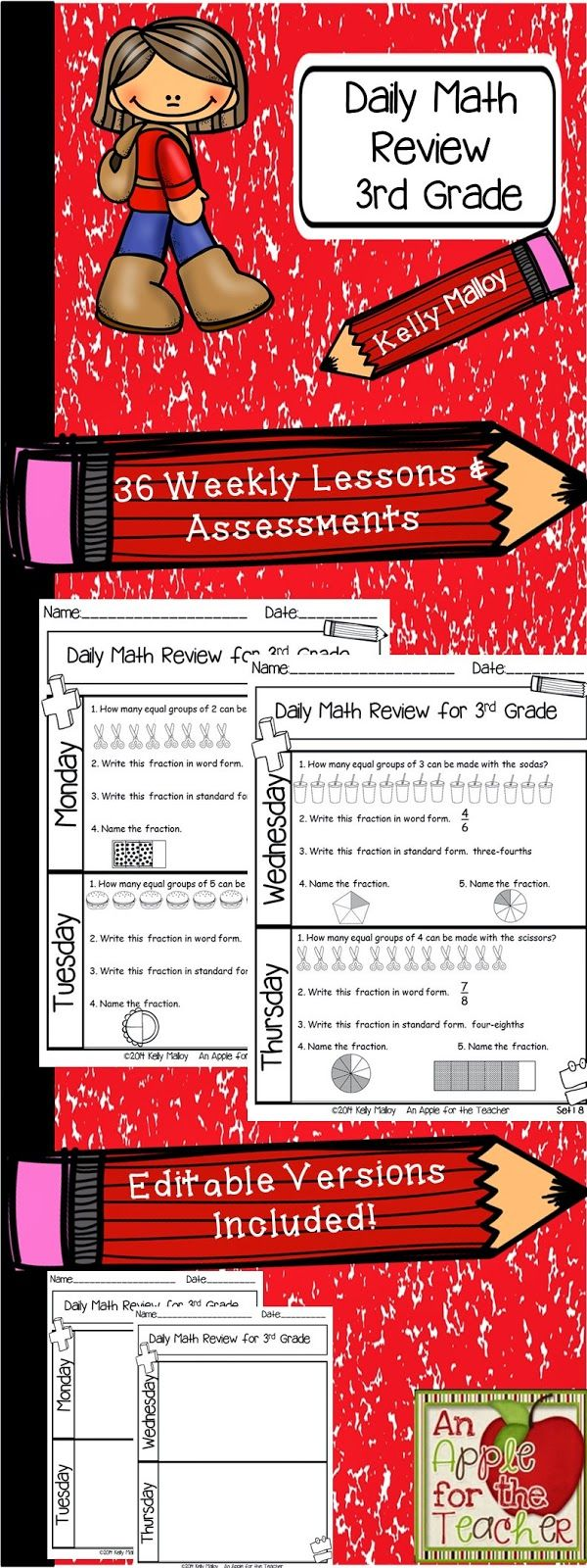 Best 25 daily math ideas on pinterest year 5 maths worksheets in what ways are you helping students to retain math concepts and skills they falaconquin
