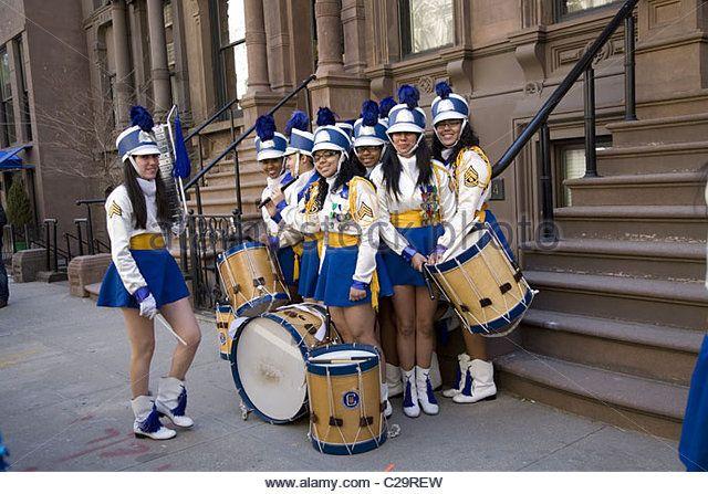 1964 Catholic Girls School Uniform   Catholic School Uniforms Stock Photos & Catholic School Uniforms Stock ...