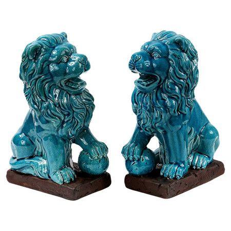 2 Piece Lion Bookend Set