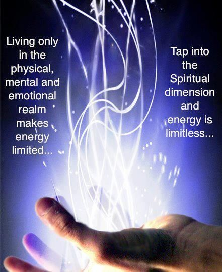 ♥ We are it, it is us. The energy connecting us all that is unfinite. Spiritual - (SPIRIT YOU ALL)