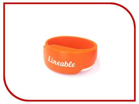 Умный браслет Детский трекер GPS Lineable Smart Band Size S Orange RWL-100ORSM  — 1951 руб. —