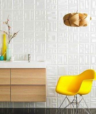 Deco Pearl Tiles from Topps Tiles