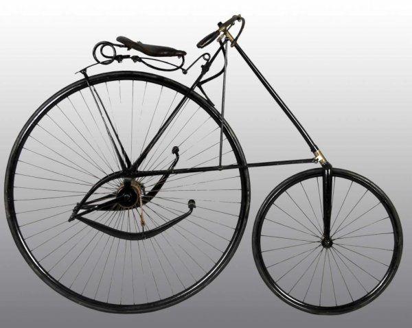High Wheel Bicycle   1541: Large High Wheel Bicycle.