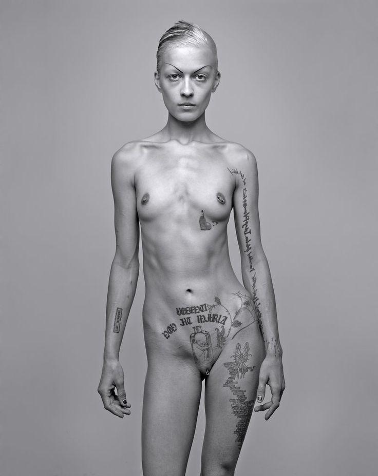 татуировка клеймо проститутки