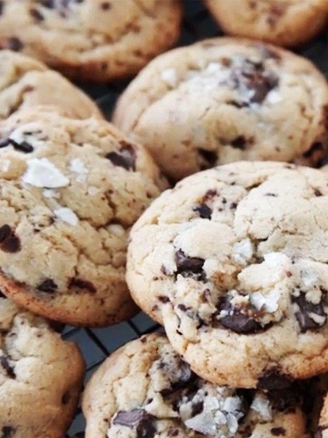 The Chewiest, Chocolatiest Cookie Recipe Ever