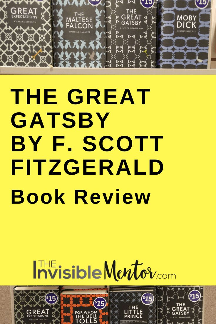 a review of fitzgeralds the great gatsby Where was fitzgerald born no- gatsby turned out all right at the end: it is what preyed on gatsby the great gatsby review questions.