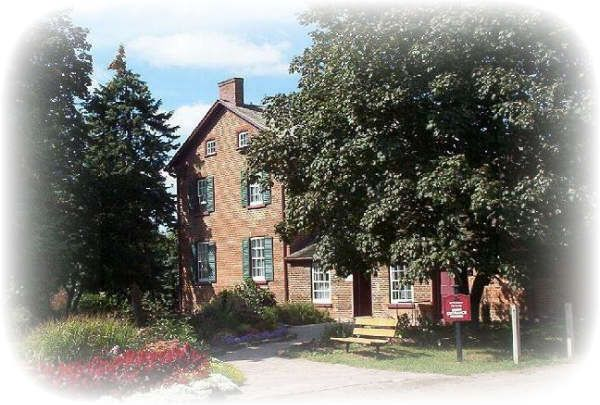 Historic Bovaird House-Home Page