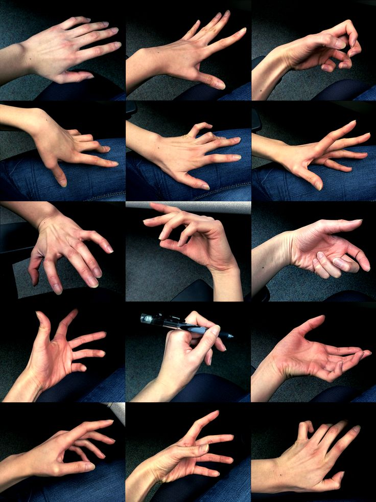 Took a bunch of photos of my hand because I was bored so I could practice drawing hands and I figured I'd share!