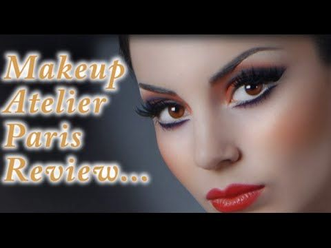 www.LetzMakeupBlog.com: Makeup Atelier Paris Review ft. Waterproof Gel Foundation & More!!